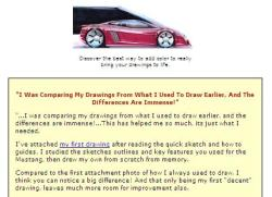 Car Drawing Lesson