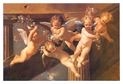 Angels Drawings - Buy at Art.com