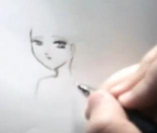 Draw Cartoon Angel - Fallen Angel 3