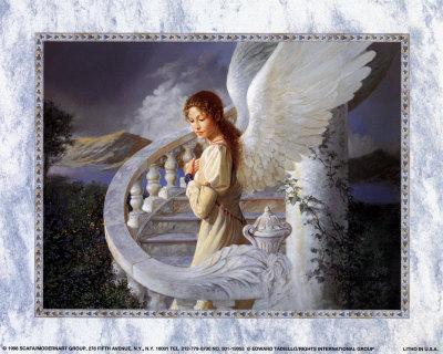 Radiant Angel Buy at Art.com