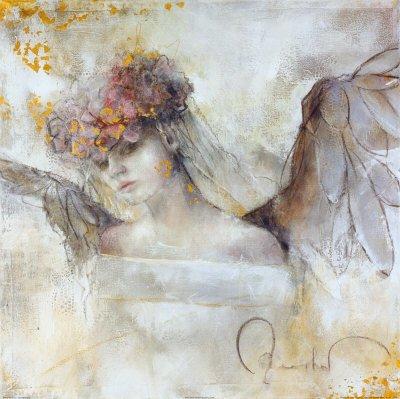 Angel Drawings 2 by Elvira - Buy at Art.com