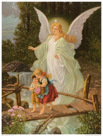 Angel Drawings by Heilige - Buy at Art.com