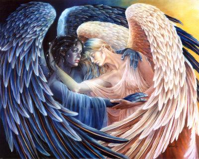 Angel Drawings by Sheila - Buy at Art.com