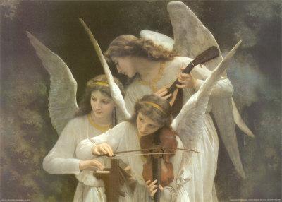 Angels Drawing Buy at Art.com