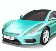 Drawings of Cars - Concept Car