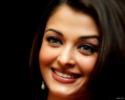 Actual 2D image of Aishwarya Rai