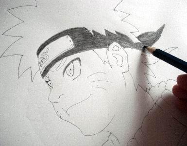 Draw Naruto 1