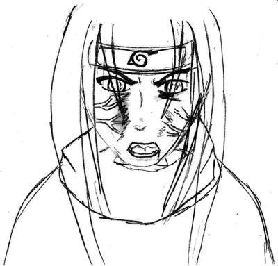 Neji - A Naruto Character