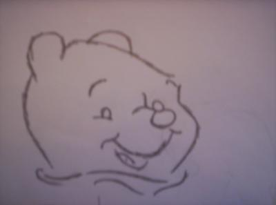 This is Pooh The Bear